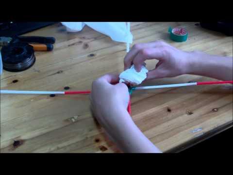 Cómo hacer un globo aerostático. SUPER VÍDEO 1080p
