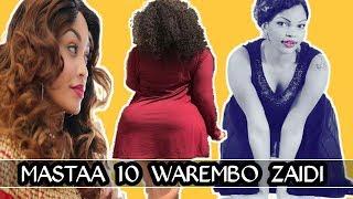 List ya Mastaa 10 wa KIKE wenye mvuto zaidi kwasasa  BONGO.