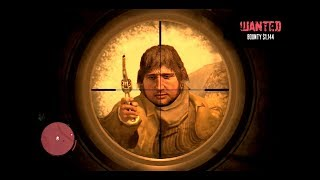 Sly Shooter - Red Dead Redemption Funny/Brutal Moments Vol.27 (Physics/Animations)