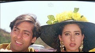 Salman Khan Songs - Sanam Sangdil Sanam Title Track - Manisha Koirala - Kavita Krishnamurthy