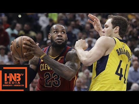 Cleveland Cavaliers vs Indiana Pacers Full Game Highlights Game 4 2018 NBA Playoffs