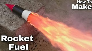 How To Make Rocket Fuel (R-Candy)
