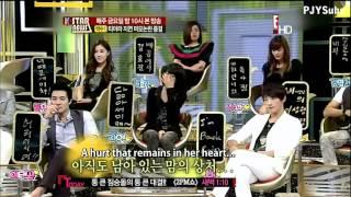 [Eng Sub] 110923 E! TV K-StarNews - Jiyeon cut