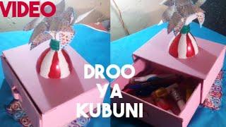 HATUA KWA HATUA/DROO YA KUBUNI/PAMBO LA NDANI/Do it yourself