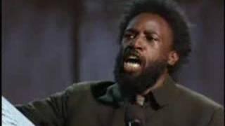 Def Poetry Jam - Saul Williams (Coded Language)