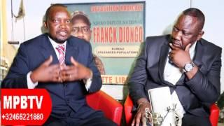 RDC-Emmanuel Omadjela:Kabila ne partira pas par des negociations selon Franck Diongo