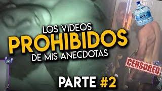 ⚠ Los videos PROHIBIDOS de mis ANECDOTAS ⚠ - PARTE 2 - Momo La Dinastia