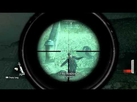 Xxx Mp4 Epic Nazi Zombie BALL SPLATTERING KILLCAM Sniper Elite Nazi Zombie Army 3gp Sex