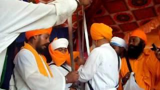 Hazur sahib khanda and other shastars