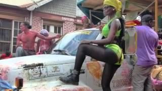 Grenada Carnival 2015 SAUTEURS JOUVERT