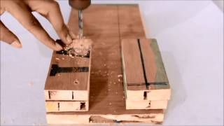 How to make Steam Power Generator  with easy way