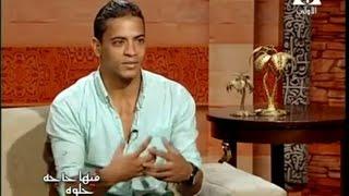 لقاء عالمي في التلفزيون المصري مع كابتن جابر نسر الكونغ فو EKJ Jaber on tv