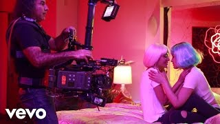 Halsey - Ghost – Making of the Video (Vevo LIFT)