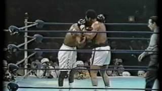 Joe Frazier -vs- Muhammad Ali II 1/28/74 (abc) part 2