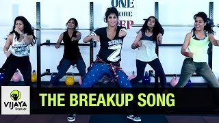 The Breakup Song | Ae Dil Hai Mushkil Movie | Zumba Dance on The Breakup Song | GRYCS | POTENS