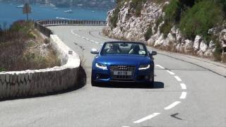 Shmee150's Audi S5 Cabriolet - Driving on the French Riviera