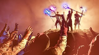 Call of Duty: Zombies - Complete Movie - All World At War, Black Ops, Black Ops 2 Cutscenes