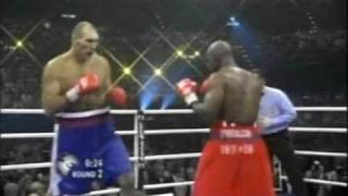 The Real Deal vs The Russian Giant