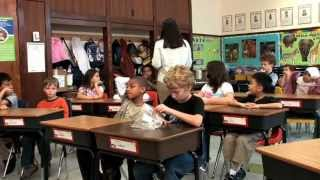 Elementary Math Classroom Observation