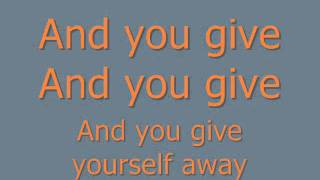 Boyce Avenue - With Or Without You Lyrics