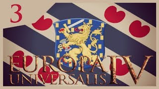 Europa Universalis IV - Frisian Heart Empire #3