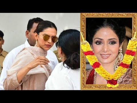 Xxx Mp4 Deepika Padukone पहुची Sridevi के अंतिम दर्शन के लिए 3gp Sex