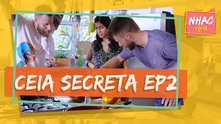 Rodrigo, te vira! :: Episódio 2 | Ceia Secreta
