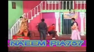 Zafri Khan and Amanat Chan best performance Pakistani Punjabi Stage Drama 2014