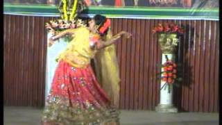 Kancher Churi Chata Dance By Sayanika Dey