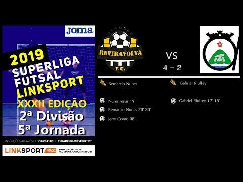 Xxx Mp4 XXXII Superliga Futsal Linksport 5ªJornada 2ªDivisão Reviravolta Vs Olympique 4 2 3gp Sex