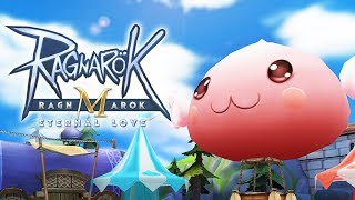 Ragnarok M Eternal Love (mobile) First Look 😐