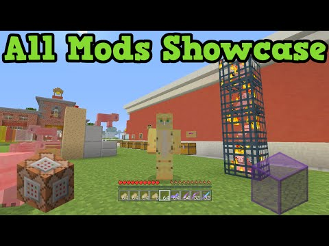 Xxx Mp4 Minecraft Xbox One PS4 MODS Modded Map Showcase Download 3gp Sex