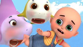 Baby Shark doo doo doo song - Nursery rhymes for kids| Popular nursery rhymes collection jugnu kids