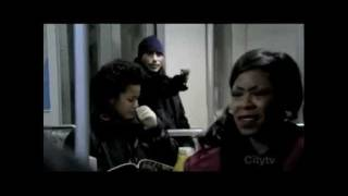 Everybody Hates Chris - Rochelle on a Subway