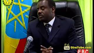Crimes committed on EthioTelecom