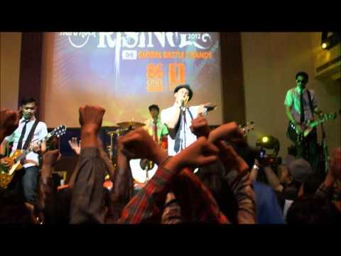 Party Line - SATCF (Live at HardRock Cafe Jakarta)