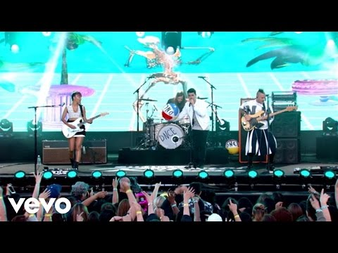DNCE - Cake By The Ocean (Live From Jimmy Kimmel Live!) Mp3
