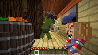 Minecraft - WHO'S YOUR DADDY?! ‹ CHUCKY O BONECO ASSASSINO! ›