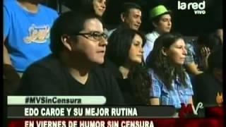 El Lagarto Murdock, Don Carter, Edo Caroe, Rudy Rey y Fusión Humor en Mentiras Verdaderas