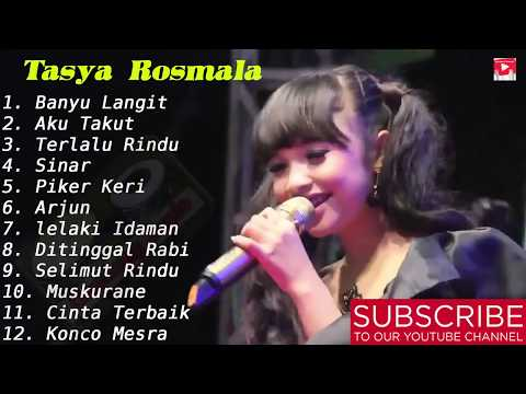 Tasya Rosmala   Banyu Langit   Full album terbaru Om  Adella,