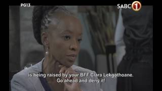 Next on  on Skeem Saam 6 - Eps 1 (10 July 2017)