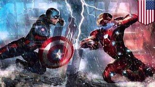 Kapitan Ameryka: Wojna Mało-Domowa