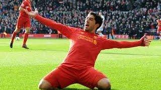 Luis Suarez's 82 Goals For Liverpool