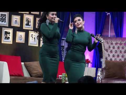 2Racun Youbi Sister New Single Makan hati Live @jaktv