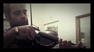 وقتي كه از تو دورم-هايده-ويلن ايراني/Vaghti ke az to dooram-Hayedeh-Persian violin
