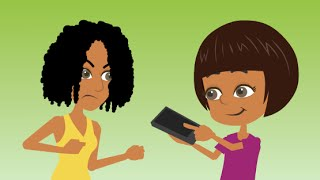 Dora Brings Her Phone To School & Disrespecting Her Own Teacher!
