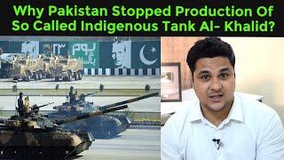 Al-Khalid MBT Production Stopped, Is Pakistan Going For T-90 MBT? Captain Antrix