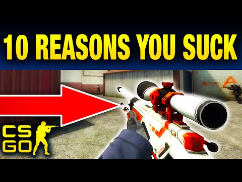 Xxx Mp4 10 Reasons You Suck At AWPing In CS GO 3gp Sex