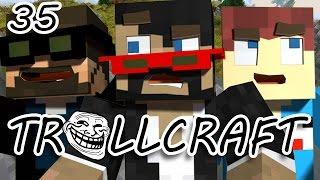 Minecraft: TrollCraft Ep. 35 - RIP MY BASE AGAIN