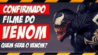 FILME DO VENOM - QUEM É O VENOM?